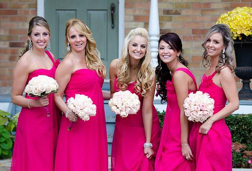 26 Quick Tricks To Look Slimmer in Your Bridesmaids Dress – Because Diets Are for the Bride