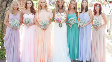 pastel-bridesmaid-dresses4_green-wedding-shoes