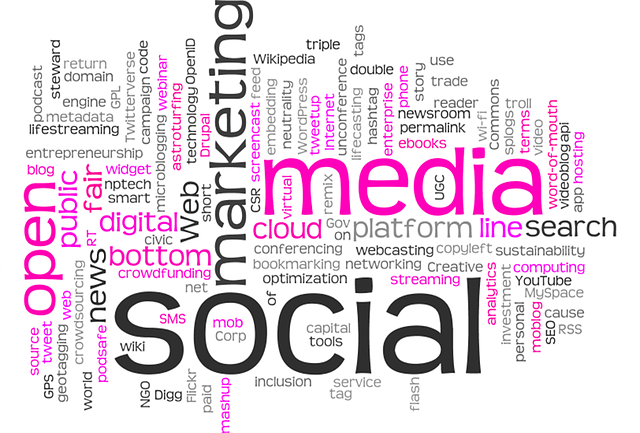 Four Social Media Websites Every Company Should Sign Up To