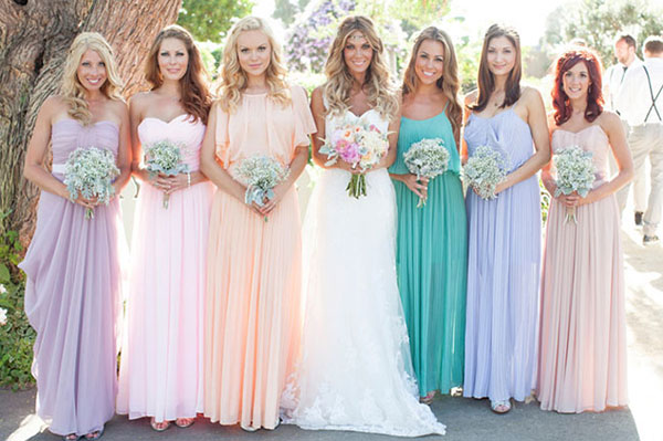 Quick Tricks To Look Slimmer in Your Bridesmaids Dress – Because Diets Are for the Bride
