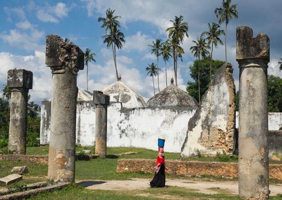 The Ancient Doors & Alleyways of Zanzibar