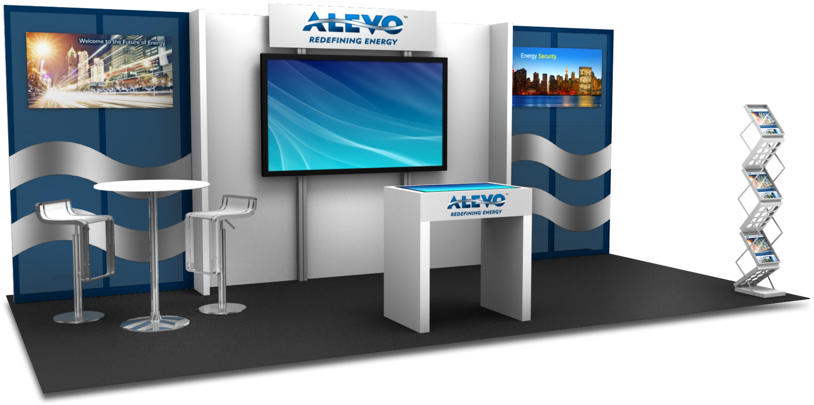 5 Tips to Create an Effective Portable Trade Show Display