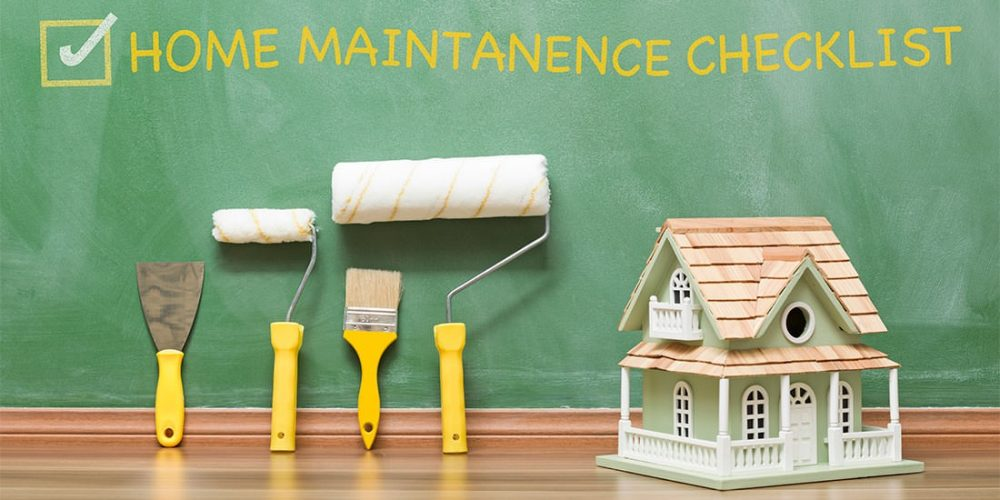 A First-Time Buyers Guide to Home Maintenance