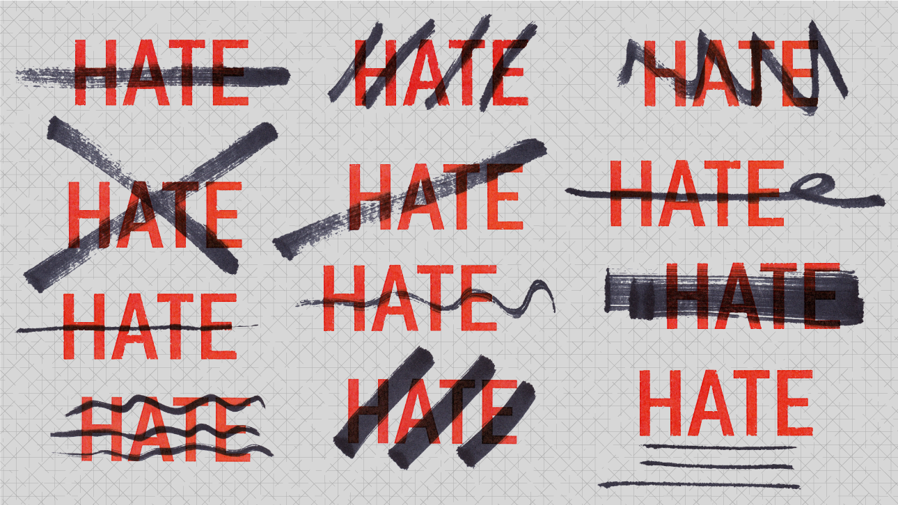 The Engaging Intolerance: Hate Group's Favorite Topics