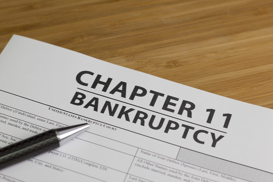 How long does a bankruptcy stay on your credit report and how to remove it?