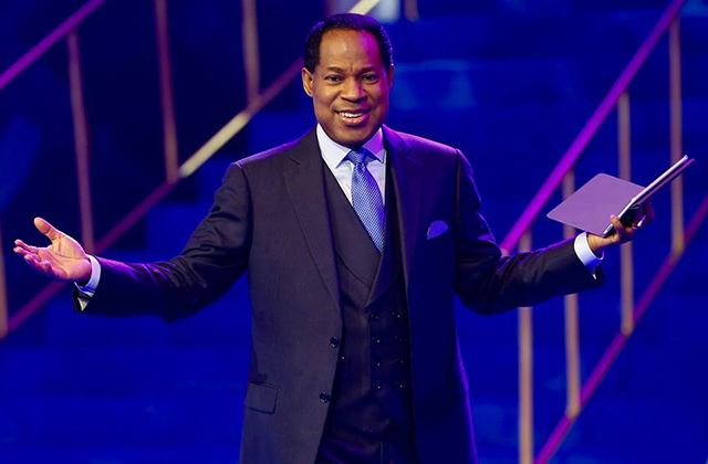 Pastor Chris Oyakhilome Hosted Special Conference