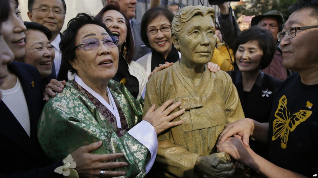 In the Name of the Comfort Women