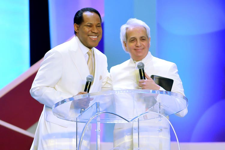 Chris Oyakhilome Makes Lagos an International Faith Healing Magnet