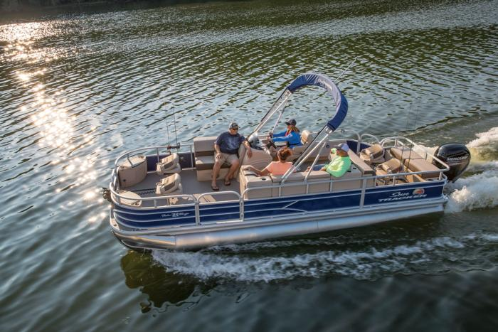 Pontoon Boats Safety Tips From Tramm Pontoons