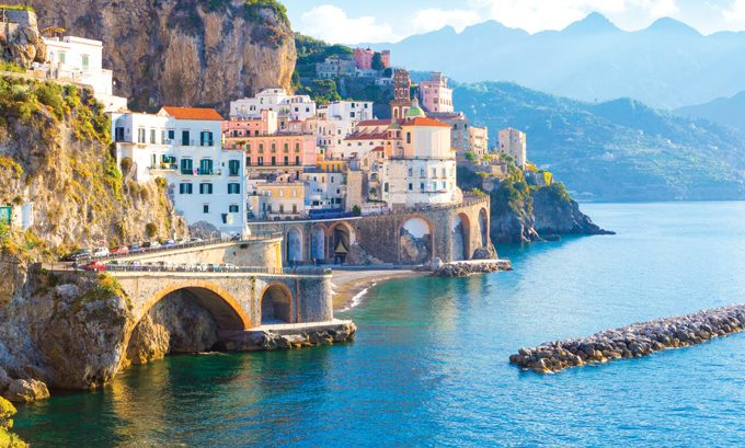 My travel and holiday in Italy, a unique lifetime experience