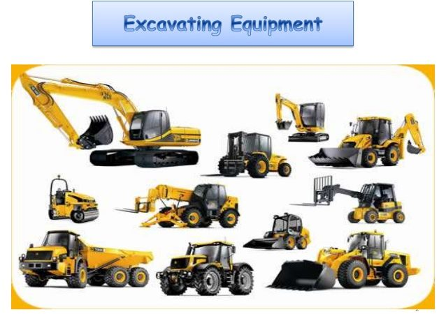 Heavy Equipment for Earth-Moving