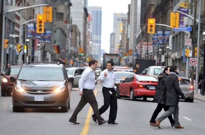 What happens if you hit A Pedestrian Jaywalker?