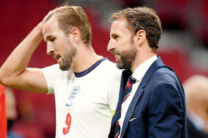 Gareth Southgate's squad is ready for the EUROS 2020