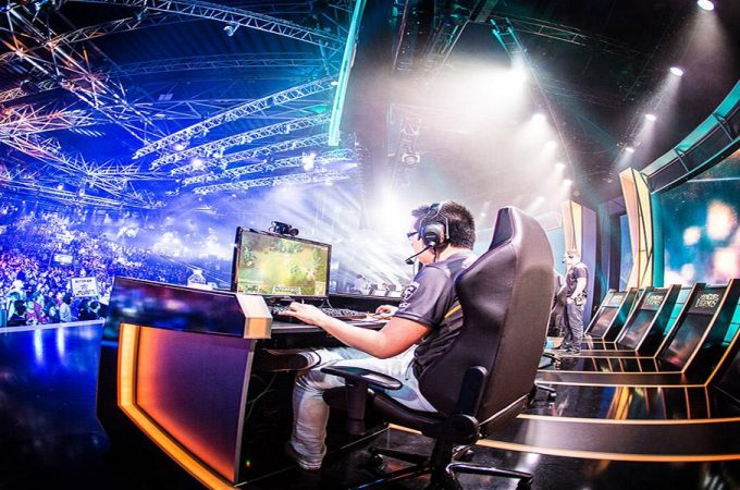 E-Sports gaming has exploded in popularity and that's generating revenues across other industries